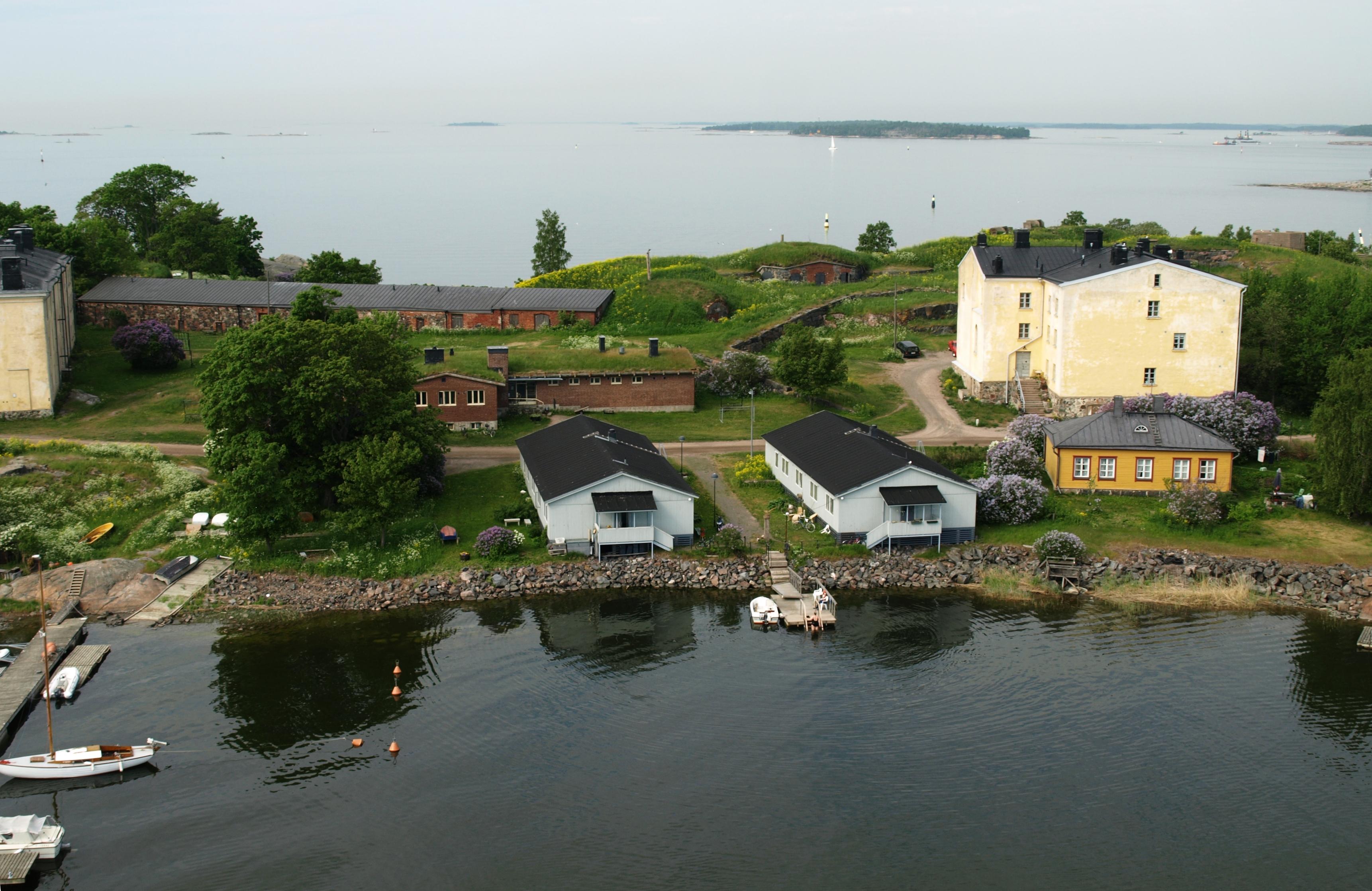 Suomenlinnan Avovankila