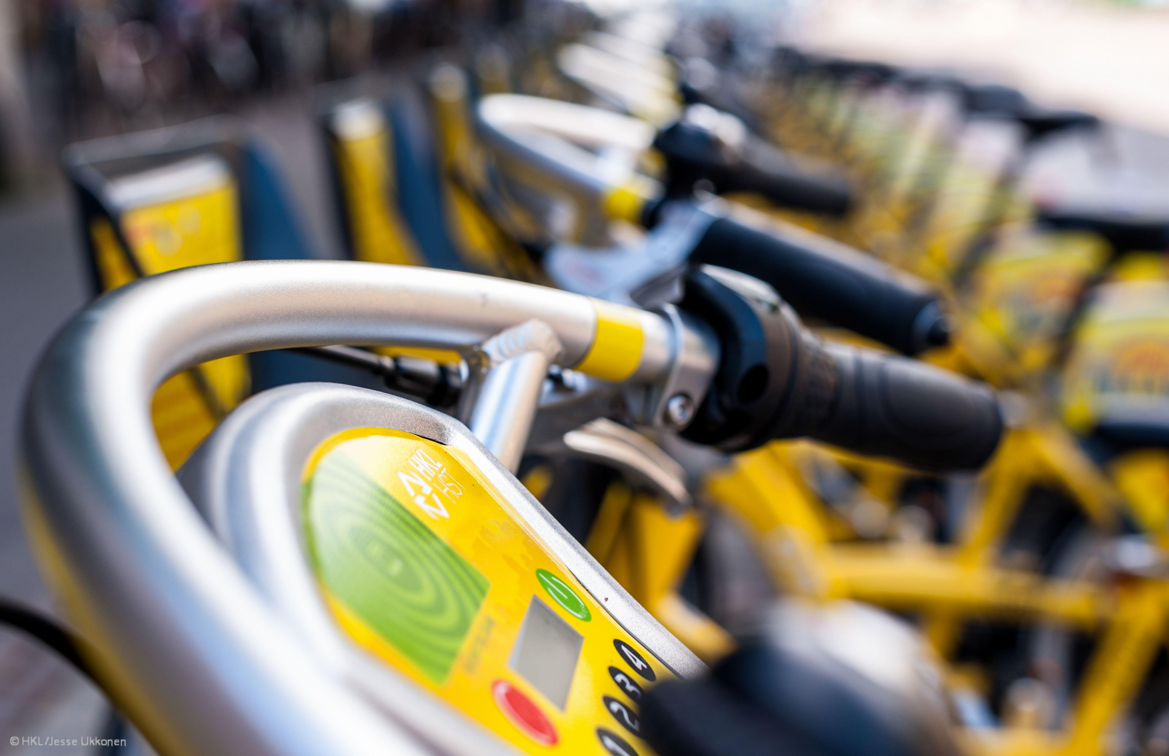 Kaupunkipyöräverkosto laajenee tänä keväänä kolminkertaiseksi: käytössä on silloin 1500 pyörää ja 150 pyöräasemaa.