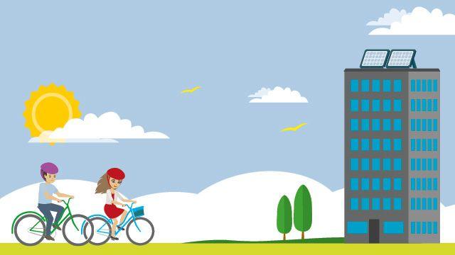 Ekoteko-kilpailun avulla haluttiin nostaa esille kaupungin ilmasto- ja ympäristötavoitteita edistäviä arjen toimintatapoja ja helpottaa niiden leviämistä yksiköistä toiseen.