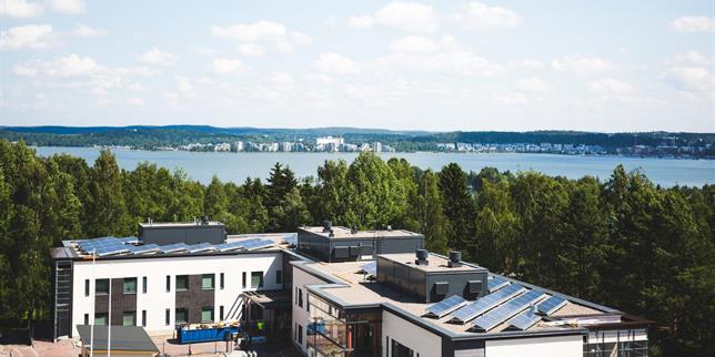 Lahti kilpailee Gentin, Lissabonin, Oslon ja Tallinnan kanssa Euroopan vihreä pääkaupunki -kilpailun finaalissa.