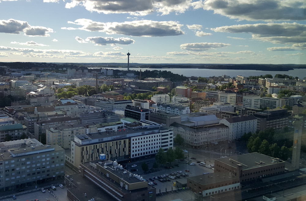 Tampere hakee profiilia innovaatiokaupunkina.