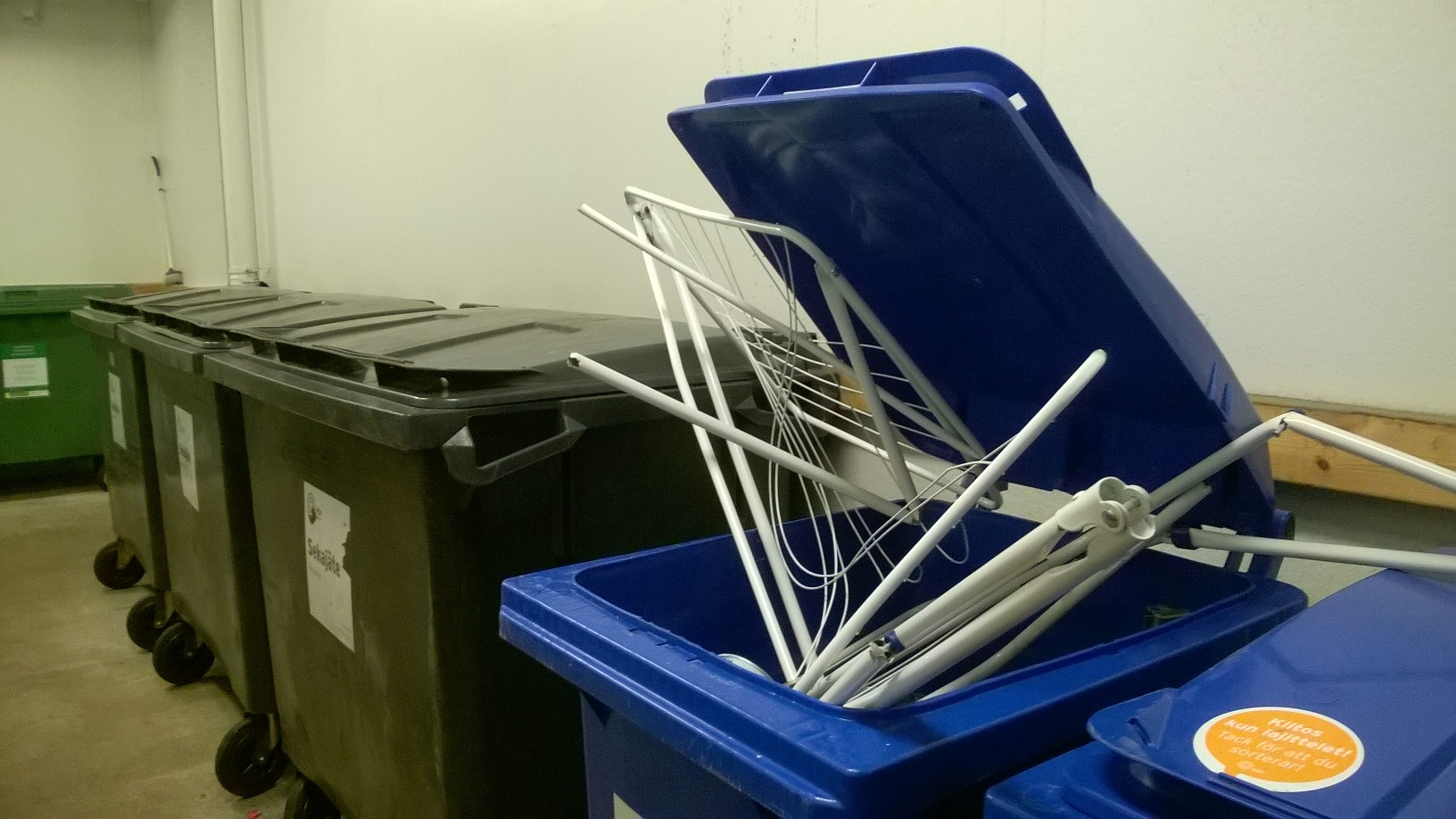 Metallin kierrätys on oleellinen osa kiertotaloutta.