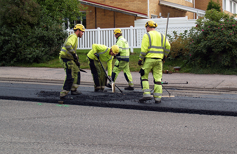 Espoossa kokeiltava ympäristöystävällinen asfaltti on kierrätettävää, jolloin kertaalleen kadulla palvellut päällyste voidaan aikanaan hyödyntää uuden asfalttimassan valmistuksessa.