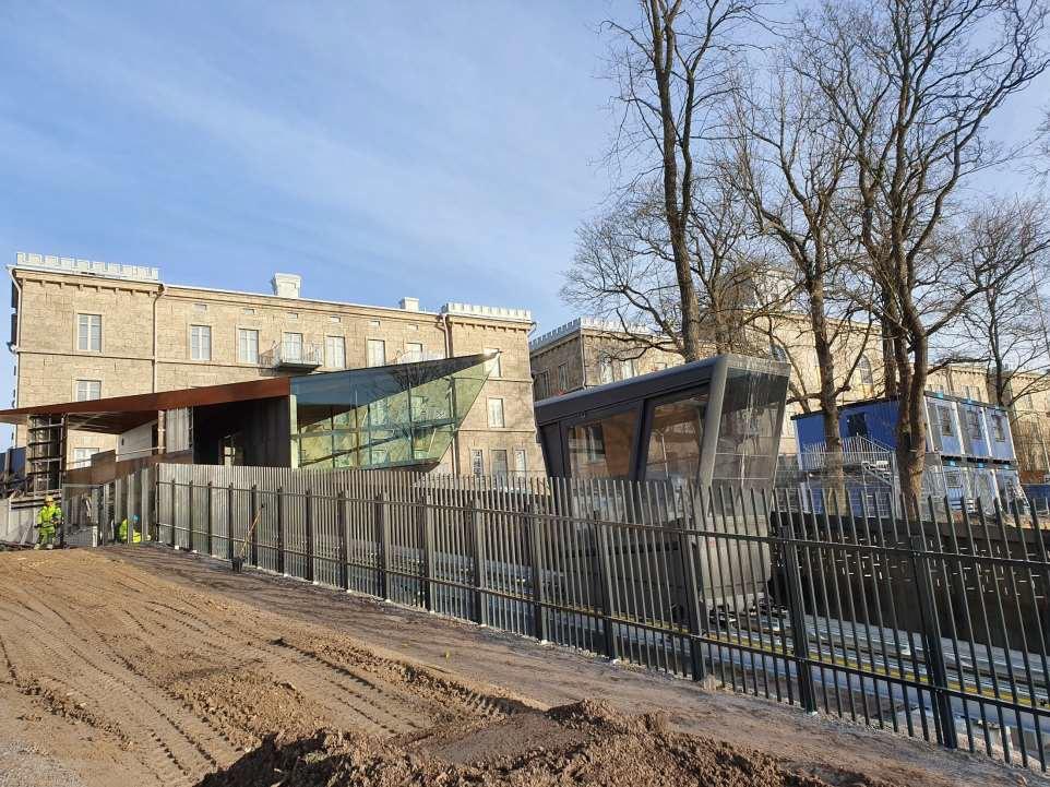 Jyväskylän Kuntokierre sai huomiota ja näkyvyyttä korjausvelan torppaamisella 😁