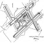 Bertel Hellmanin klassinen visio Helsinki Airportista vuodelta 1961.