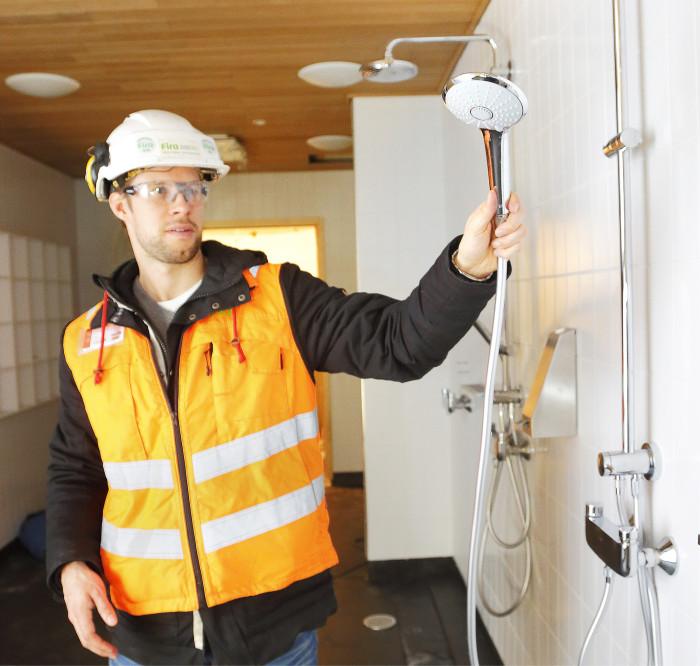 Firan työpäällikkö Topi Laineen mielestä Big room -menettelyllä ongelmat saatiin ratkaistua ajoissa.