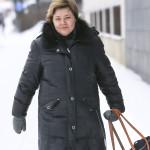 Puheenjohtajuus tietää Leena Rossille lukuisia matkoja Helsinkiin.