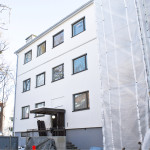 Helsingin Ruskeasuolla Sauvontie 5:n lisäkerroksen rakennushankkeen lupa-asiat sujuivat jouhevasti, kuten Munkkivuoren hankkeessakin.