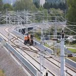 Kehäradalla ajetaan sveitsiläisen Standler Bussnang AG:n Flirt-junilla, jotka täyttävät myös tunneliosuuksien tiukat turvallisuusnormit.