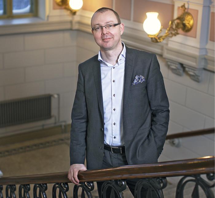 Jyväskylän kaupunginjohtaja Timo Koivisto nostaa yhdyskuntarakenteen keskeiseksi tekijäksi resurssien viisaassa käytössä.