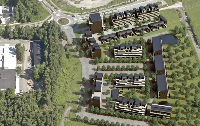 Turun Skanssin alueelle suunnitellaan älykästä rakennettua ympäristöä tavoitteena ekologisesti, taloudellisesti ja sosiaalisesti kestävä kaupunginosa.