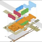 Kolmiulotteinen kiinteistönmuodostus tulee vaihtoehtoiseksi toteutustavaksi useita käyttötarkoituksia sisältävien rakennuskompleksien suunnittelussa. Helsingin Keski- Pasilan Tripla-kauppakeskukseen suunnitellaan monia toimintoja.