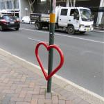 Rakastettava pyöräteline