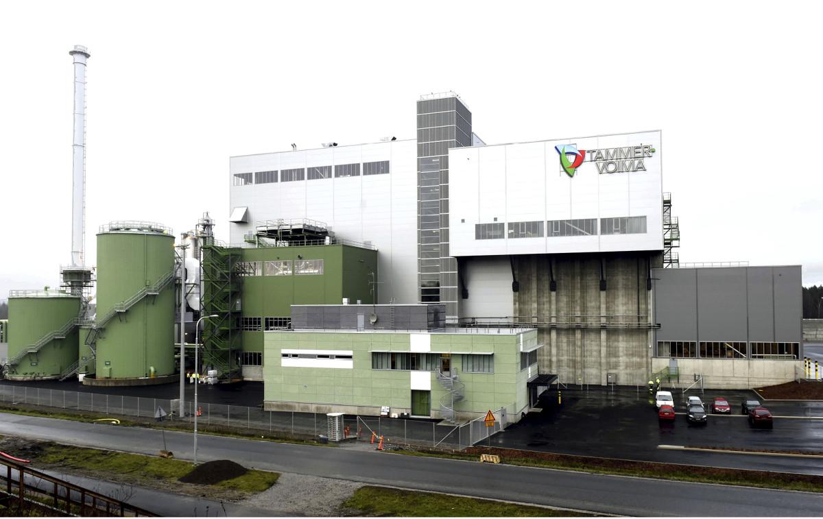 Tarastenjärven voimaitosrakennus on 160 meteriä pitkä. Jätteenpolttokapasiteetti on 150 000 - 160 000 tonnia vuodessa.