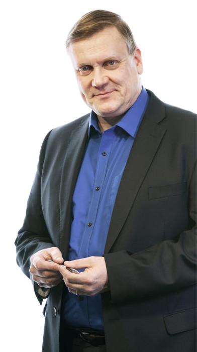 Paavo Taipale Kuva: Pekka Fali