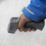 Infrapunalämpömittarilla saadaan tieto jään pintalämpötilasta. Kansainvälisen jääkiekkoliiton suositus pintalämpötilaksi on -5 astetta.