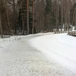 Espoossa on valmiina rinnakkaisreittejä noin kymmenen kilometriä ja lisää ollaan rakentamassa yhdistämällä Latokasken ja Kauklahden alueet olemassa olevaan verkostoon.