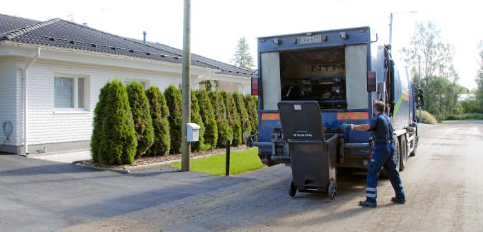 Rosk'n Roll kilpailuttaa jätekuljetukset läntisellä Uudellamaalla. Lohjalla on tähän asti ollut käytössä sopimusperusteinen kuljetus.