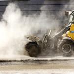 Kaupungin sulkeminen yhden vuorokauden ajaksi katujen puhdistamiseksi juontaa jo vuosien  taakse.