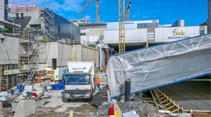 Tapiolassa Merituulentie ja linja-autoterminaali avataan liikenteelle vuonna 2019.