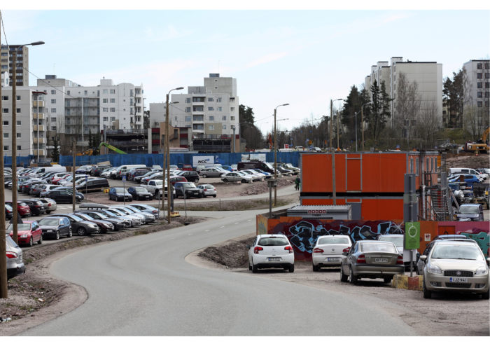 Metron myöhästyminen on helpottanut Espoon kaupunkia keskeneräisten liityntäparkkien ja muiden toimintojen viimeistelyssä.