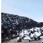 Kierrätykseen tulee materiaalia myös bitumikatevalmistajilta.