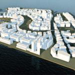 Helsingin Jätkäsaaressa sijaitsevan Atlantinsillan 4D-mallissa hyödynnettiin Helsingin kaupungin, Helsingin sataman ja eri suunnittelutoimistojen tuottamia aineistoja.